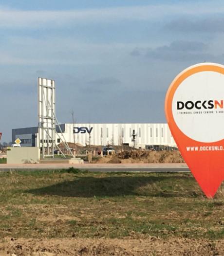 Deur op een kier voor bedrijventerrein DocksNLD2