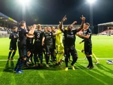 Drie op een rij: De Graafschap dendert door bij FC Emmen