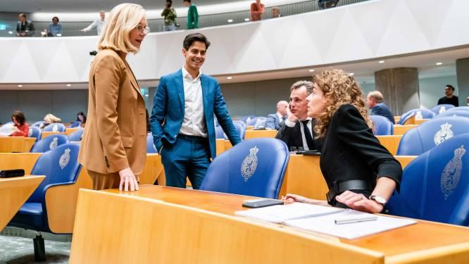 Formatie: VVD wil tientallen miljarden lenen, Kamer ziet nodeloos Sinterklaasspelletje