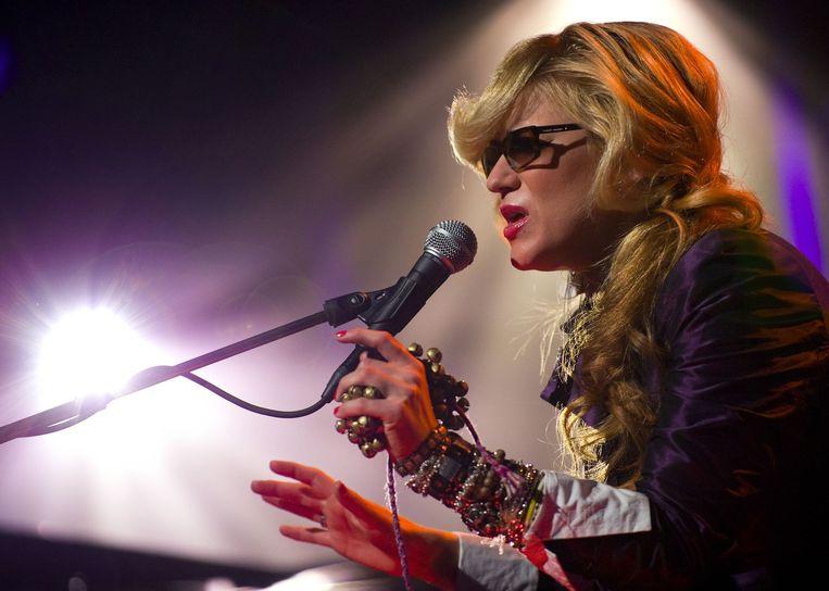 Melody Gardot in 2009. Beeld afp