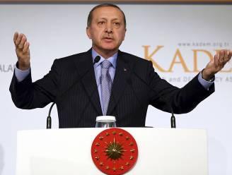 """Turkse president Erdogan: """"Westerlingen zien graag moslimkinderen sterven"""""""