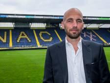 Van der Gaag ziet bij NAC emoties van tribunes spatten: 'Ben oprecht trots'