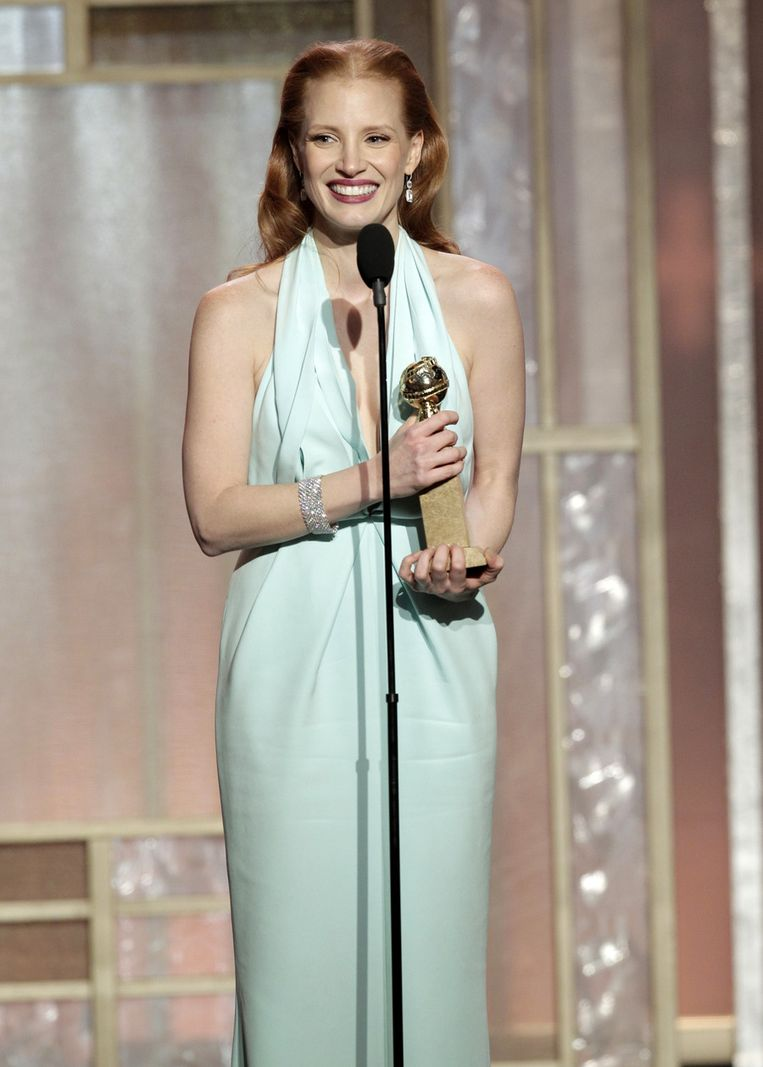 Jessica Chastain, Beste Actrice (drama) Beeld AP