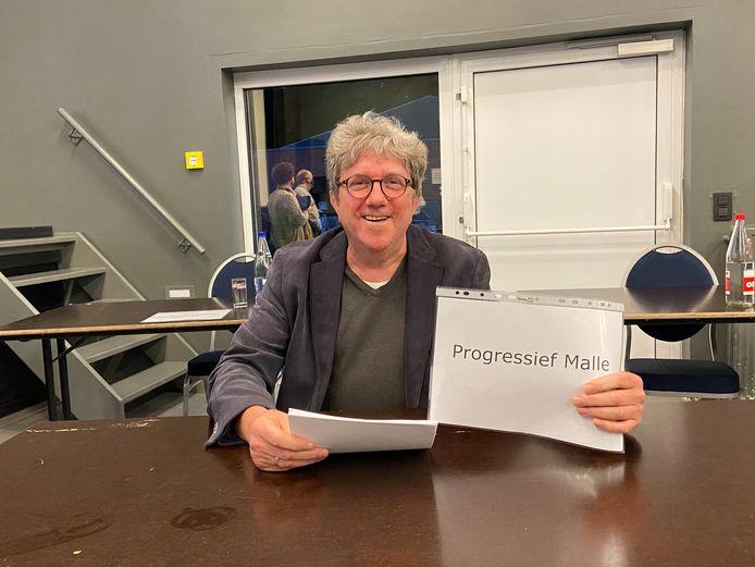 Na 15 jaar neemt Walter Vermeylen (Progressief Malle) afscheid van de gemeenteraad