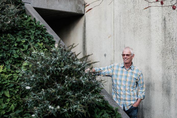 Directeur Wim Lubbers van HCI Bouwmaterialen en Betonindustrie.