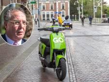 Nog voor de zomer evaluatie rond overlast deelscooters in Zwolle