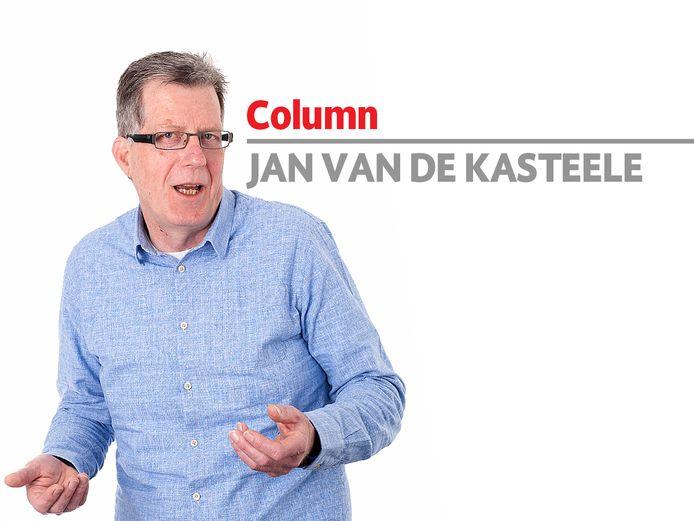 Column Jan van de Kasteele