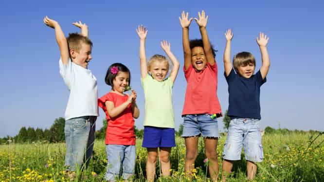 Waarom spelen in de zon zo goed is voor je kinderen