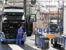 """Volvo Trucks Gent werft 200 tijdelijke arbeiders aan: """"Tijdelijke stijging van de productie"""""""