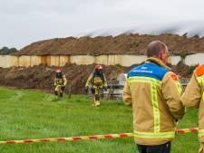 Giftige stoffen vrijgekomen bij maïskuil in Oost-West- en Middelbeers