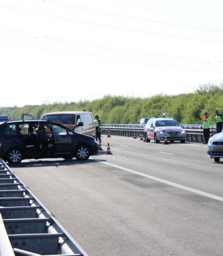 'A58 veel te lang dicht na ongeval'