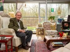 Felle lantaarnpaal voor zijn flat brengt getergde Jan (86) terug naar de Japanse bezetting