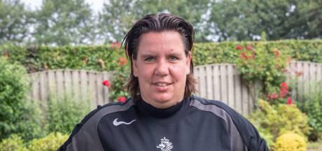Voormalig Oranje-keepster Sandra Swinkels uit Someren: 'Het vrouwenvoetbal zit nu echt in de lift'