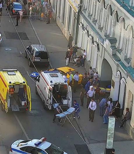 Bizar taxi-incident Moskou nog met raadsels omgeven