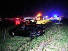 Ongelukken op A58 door plotselinge winterse bui