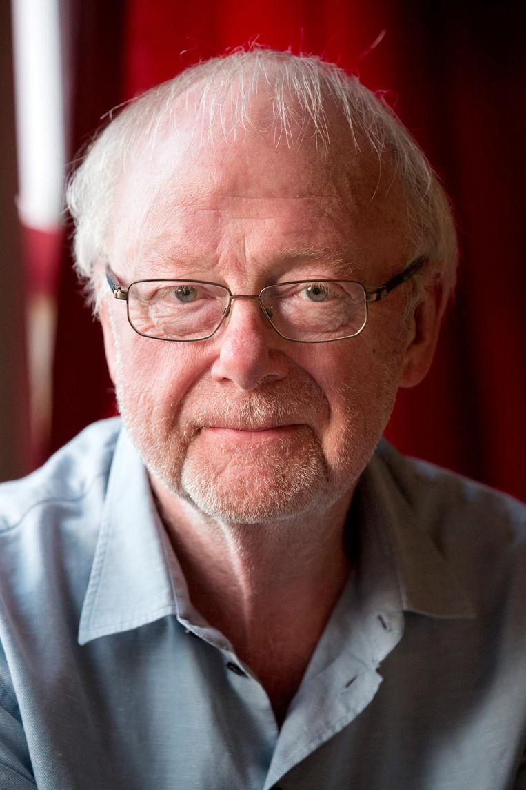 Componist Louis Andriessen Beeld Inge van Mill/ANP