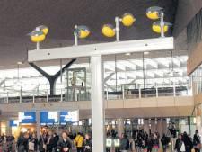 Architect Rotterdam CS: camera's zijn oké