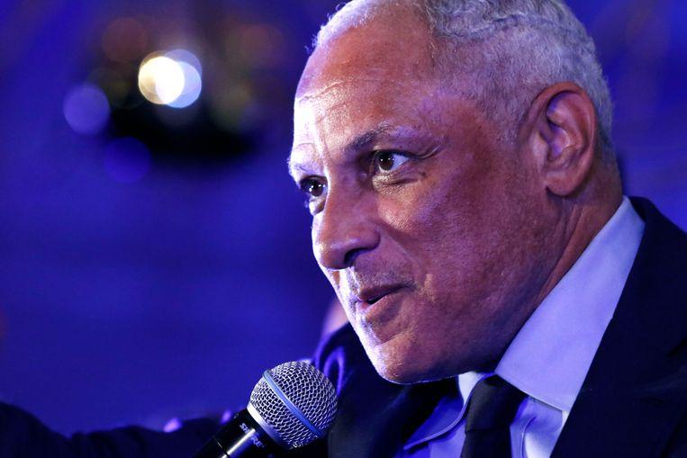 Mike Espy, de Democratische tegenstander van Hyde-Smith.