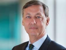 Koninklijke onderscheiding voor Avans-topman Paul  Rüpp
