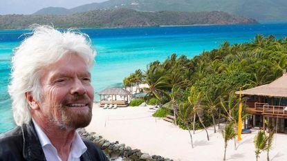 Ben je goed in administratie en vind je dit een mooi uitzicht? Dan biedt Richard Branson je de kans van je leven