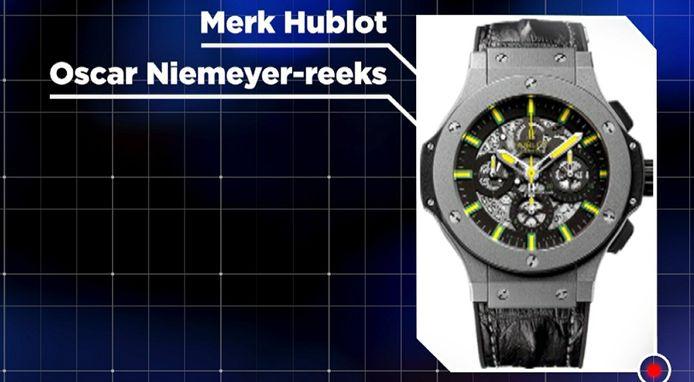Van dit horloge werden er wereldwijd slechts 103 verkocht.