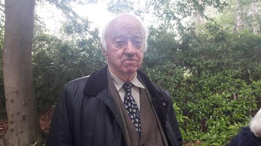 Een bom viel op het ouderlijk huis van Jan Willem Huismans, maanden nadat het dorpje waar hij woonde al was bevrijd.