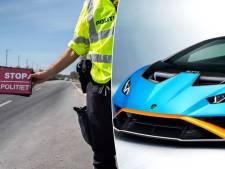 """Flashé à 236 km/h, il """"perd"""" sa Lamborghini deux heures après l'avoir achetée"""