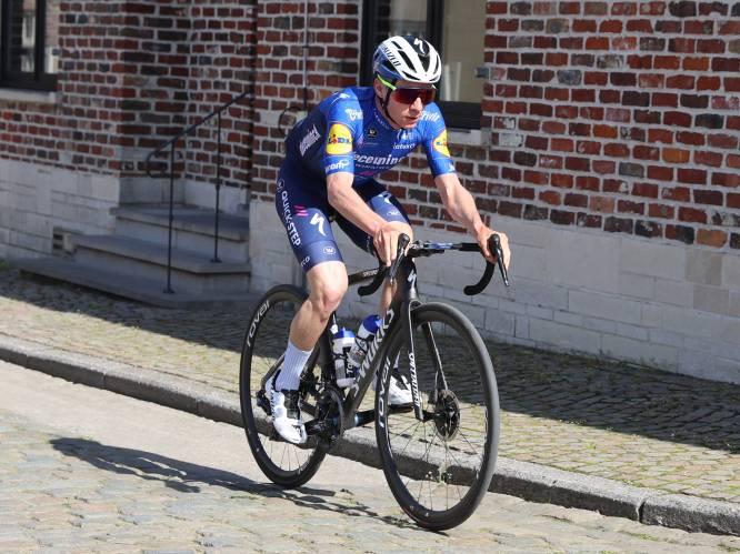 """Evenepoel start zaterdag niét als kopman in de Giro: """"Remco staat waar hij wil staan"""""""