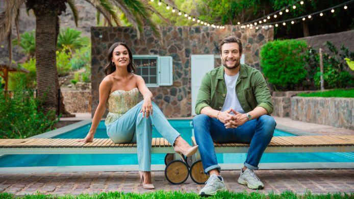 Viktor en Holly in 'Casa Amor'