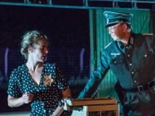 'Oorlogstuig', indrukwekkende voorstelling  bij NM Kamp Vught over Joodse danseres die zes kampen overleefde