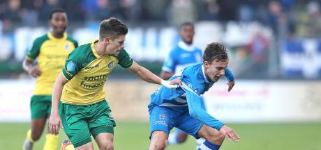 PEC Zwolle-huurling Genreau mist Willem II-thuis en trip met Australië