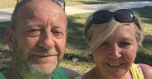 Henk Soete en Daisy D'Haene, uitbaters van Camping aux Frènes in Barvaux