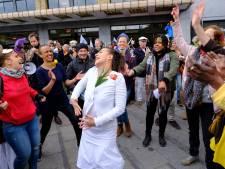 """Les organisateurs de """"La Boum"""" appellent à un nouveau rassemblement: """"La fin d'un couvre-feu, ça se fête!"""""""