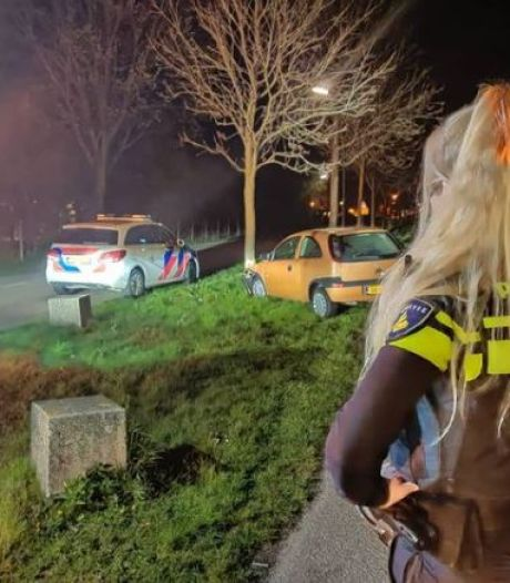 Politie betrapt automobilist die voor de tweede keer op één dag onder invloed in de auto zit