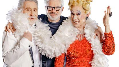 Stany Crets stelt volledige cast van 'La Cage Aux Folles' voor