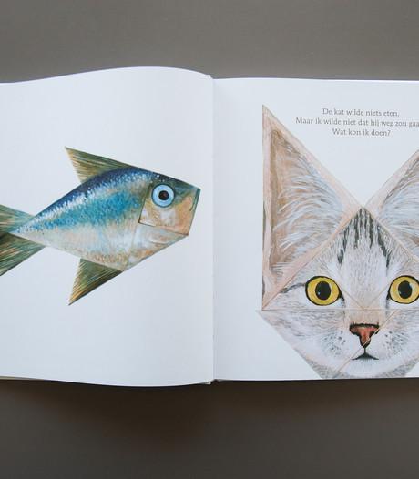 Gouden Penseel voor prentenboek illustrator Martijn van der Linden