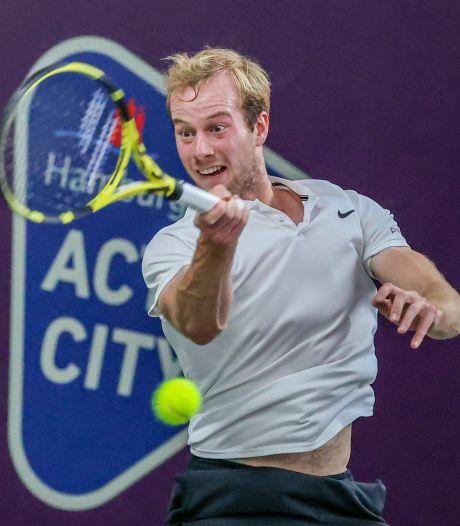 Van de Zandschulp ruikt hoofdtoernooi Australian Open