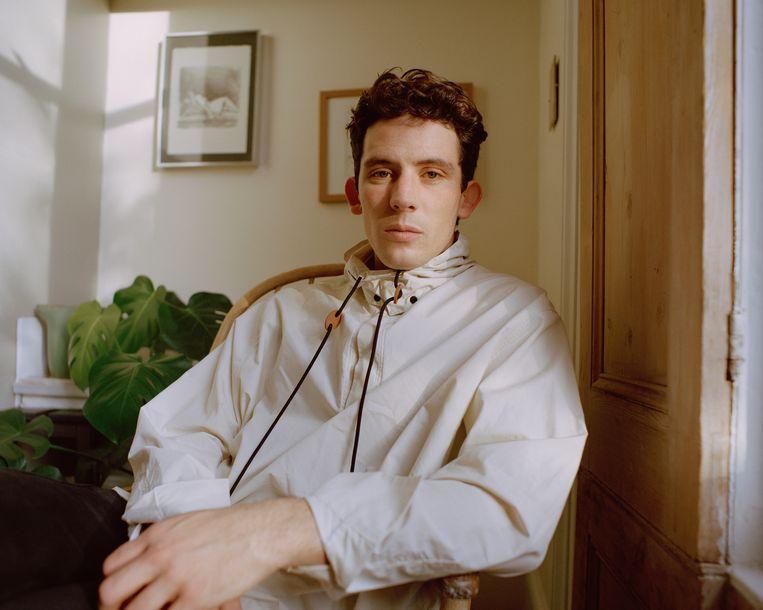Acteur Josh O'Connor, thuis in Londen. Beeld NYT