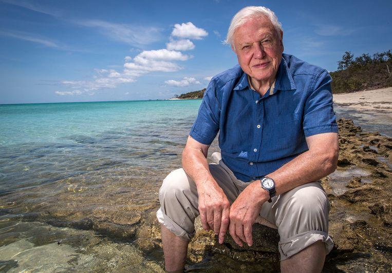 David Attenborough. Beeld EPA