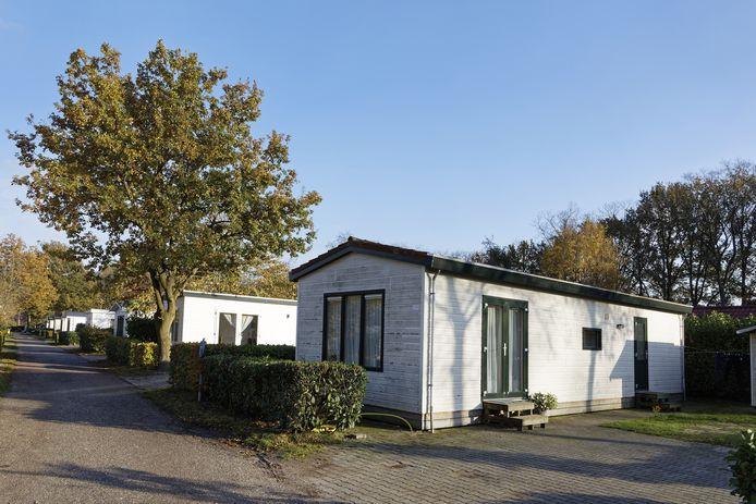 Stacaravans in Gelderland moeten een huisnummer krijgen, vindt het provinciebestuur. Maasdriel doet niet mee aan het project. Foto ter illustratie.