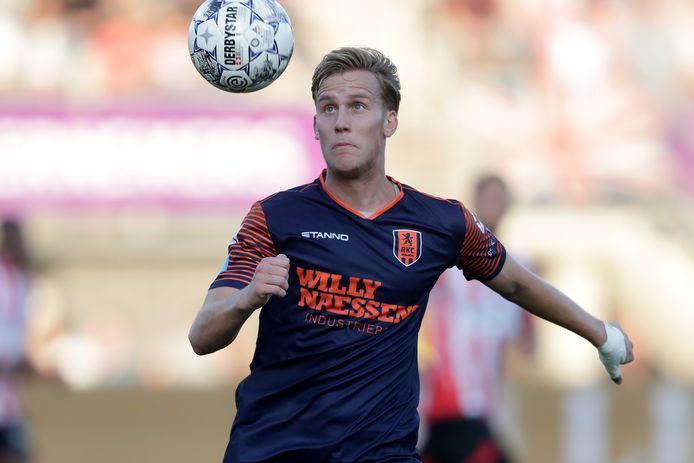 Melle Meulensteen start mogelijk weer in de basis bij RKC Waalwijk, nu Hans Mulder tegen FC Utrecht geschorst is.