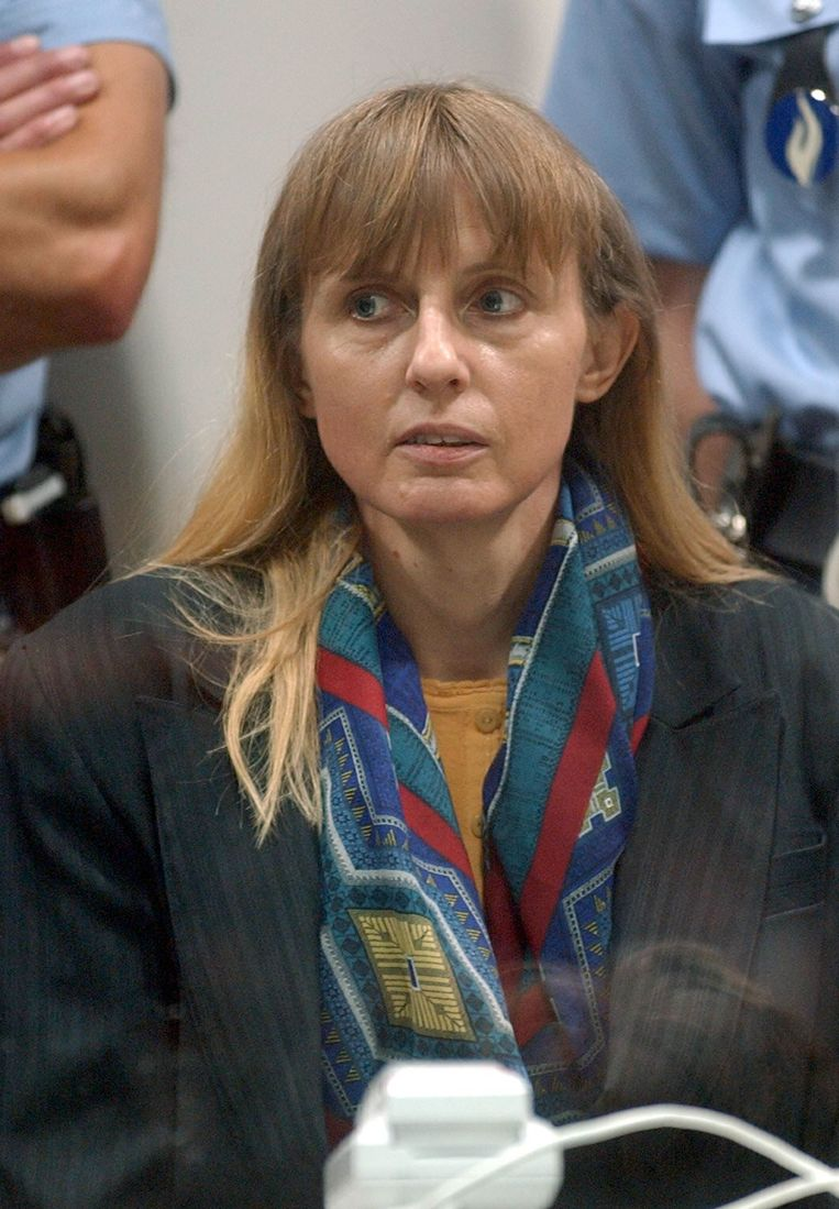 Michelle Martin in 2004 Beeld AFP