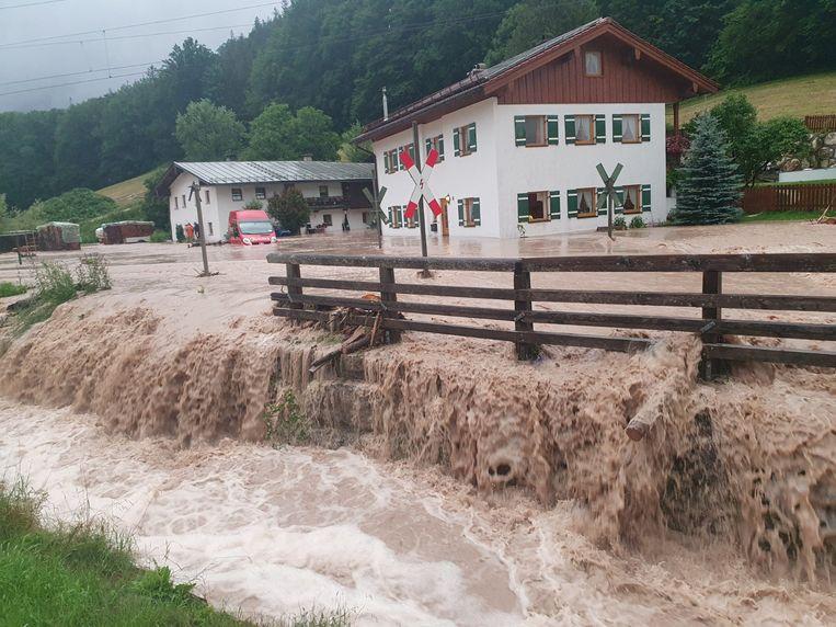 Berchtesgaden Beeld Kilian Pfeiffer/dpa