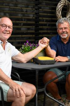 Wijnand redde 25 jaar geleden het leven van buurman Dick, deze maand deed hij het weer: 'Een wonder'