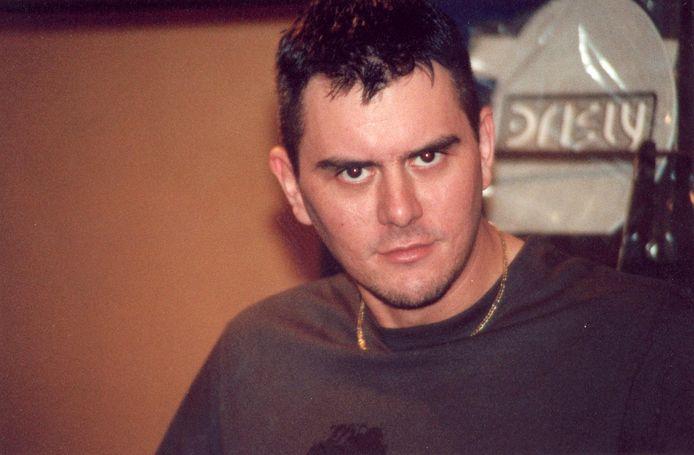 CJ Bolland in zijn jonge jaren als deejay (archiefbeeld).
