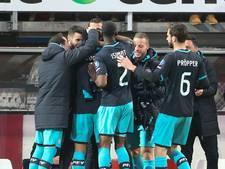 Geen verrassingen, druk weer bij PSV
