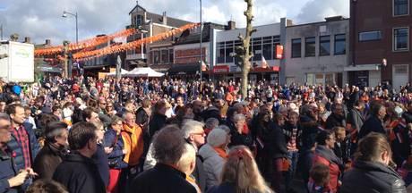 Zonnige start Koningsdag in Veenendaal