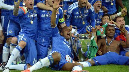 """Penalty van Drogba in CL-finale 2012 bepaalde de toekomst van Hazard: """"Een paar dagen later zat hij op het jacht van Abramovich"""""""