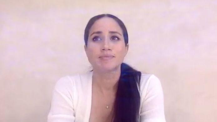 Meghan Markle in de video