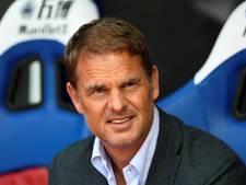 De Boer hoopt op resultaat tegen Liverpool, maar 'zal heel moeilijk worden'